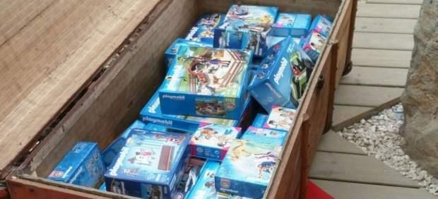 Playmobil atrae a casi 30.000 visitantes a los museos de Cartagena