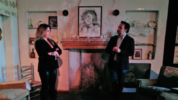 Carmen Porter e Iker Jiménez