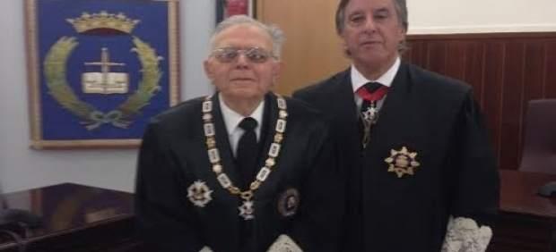 Los fiscales de la Fiscalía de Huelva Jesús Ríos del Pino y Alfredo Flores.