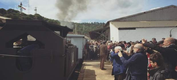 Tren minero de Riotinto