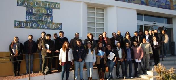 Participantes del máster en Educación