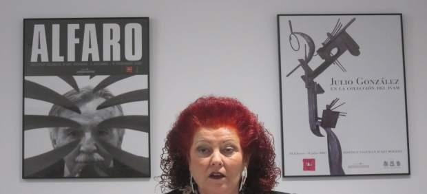 La jutgessa demana a les filles de Consuelo Ciscar que acrediten el pagament de quadres que van prestar a l'IVAM