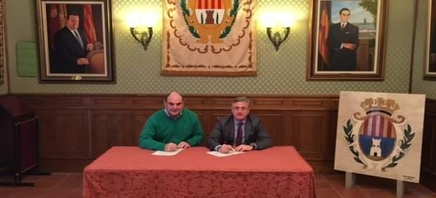 Alcañiz y Fundación Ibercaja colaboran en el proyecto de caminos escolares