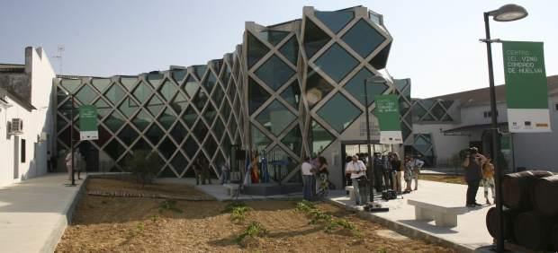 Centro del Vino del Condado de Huelva en Bollullos Par del Condado.