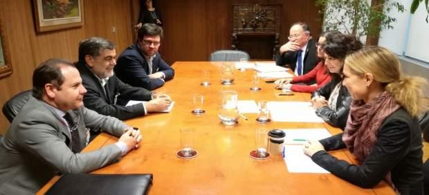 Reunión entre Estado y Consorcio de la Playa de Palma