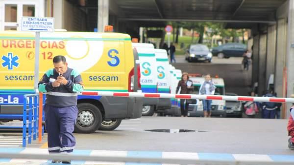 Hospital Virgen de la Salud, Sanidad, SESCAM, Trabajadores