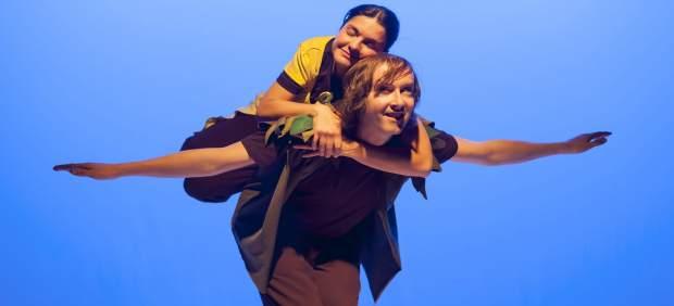Los riojanos El Perro Azul presentan 'Peter Pan y Wendy' en Arbolé