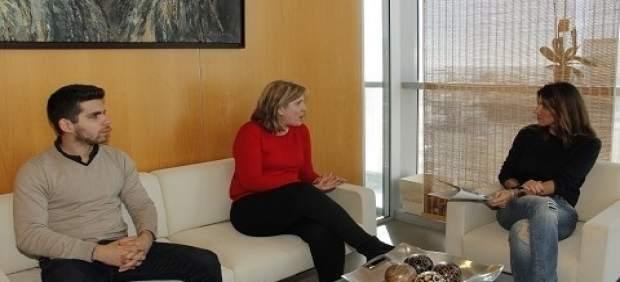 La diputada Ana Mata se reúne con Asociación de Trabajadores Sociales