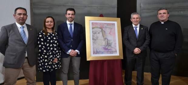 Presentación del cartel de Semana Santa de Jerez de los Caballeros