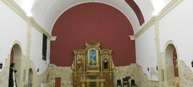 Iglesia rehabilitada