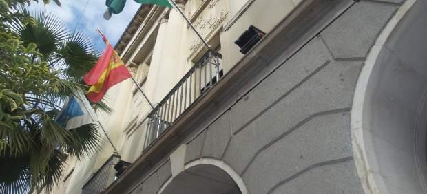 Fachada de la Diputación de Huelva