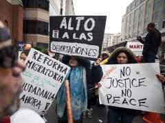 Donald Trump mantiene su cruzada contra la comunidad hispana