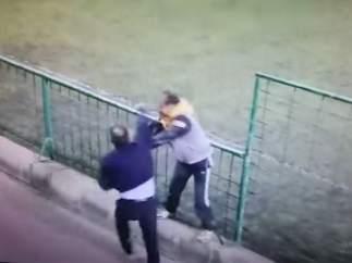 Condenan la brutal pelea de dos supuestos padres durante un partido de juveniles en Canarias