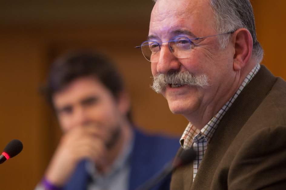 Pedro subijana imparte este lunes un coloquio sobre nuevas for Tecnicas de alta cocina