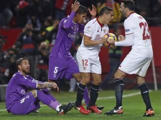 Sevilla vs Rea Madrid