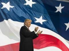 Trump ya piensa en 2020 y registra el eslogan '¡Mantengamos EEUU grande!'