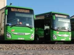 Nueva jornada de huelga en los buses que conectan Madrid con Las Rozas