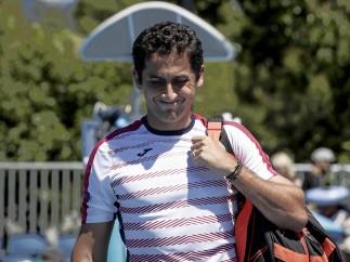 """Almagro se retira en Melbourne: """"Tengo más de 10 millones, no voy a jugar por 50.000"""""""