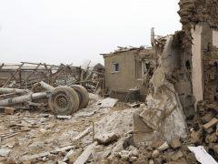 Al menos 37 muertos al caer un avión sobre una zona de casas