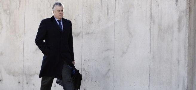 Bárcenas declara en la Audiencia Nacional
