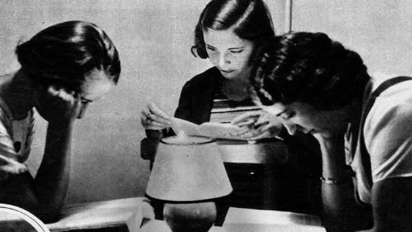 Imagen de la muestra 'Mujeres en Vanguardia'