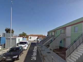 La Policía detiene a un hombre por apuñalar a su vecina de 57 años en la barriada de El Puche