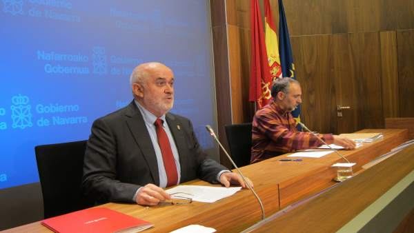 José Luis Mendoza y Roberto Pérez