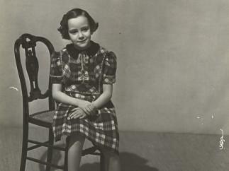 Dora Maar Retrato de MªDolors Miró, c.1938