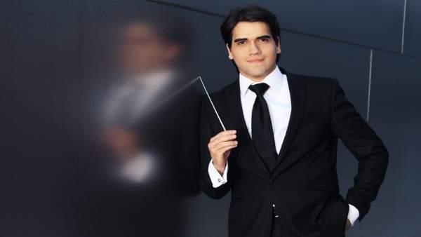 El director de orquesta venezolano Manuel López-Gómez