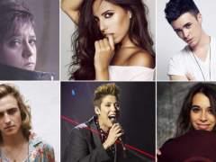 Así son las canciones que compiten para ir a Eurovisión