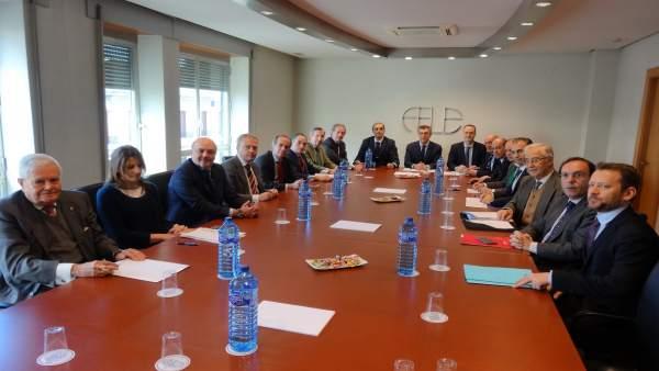 Empresarios del Noroeste se reúnen en León