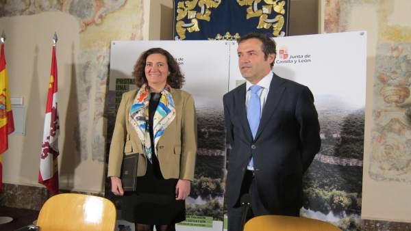 García Cirac presenta la estrategia de CyL en Fitur
