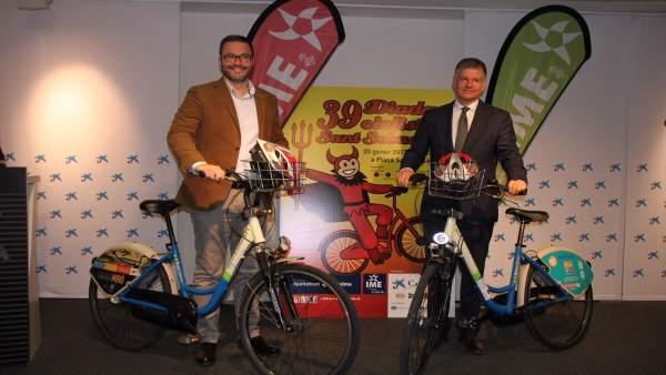 Hila presenta la Diada ciclista de Sant Sebastià