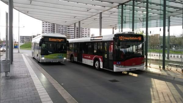 Desenvolupen panells biodegradables i ignífugs per a camions i autobusos amb residus