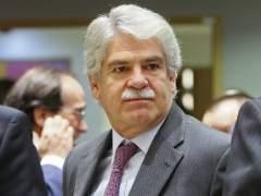 """Dastis: """"España dirá en Bruselas que el orden jurídico no permite referendos"""""""