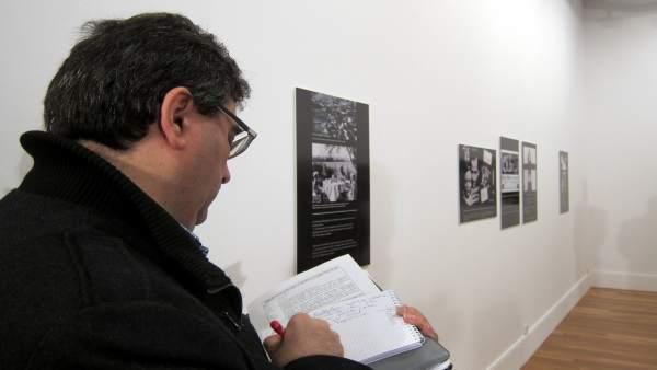 Muestra 'Hans Fallada. Su Vida En Imágenes' En Salamanca