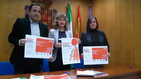 Presentación de la segunda Lazandera de Empleo de Jaén.