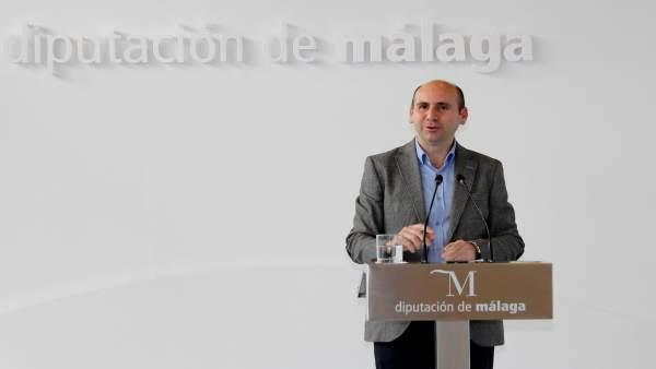Francisco Conejo portavoz PSOE diputación de málaga concejal PSOE-A