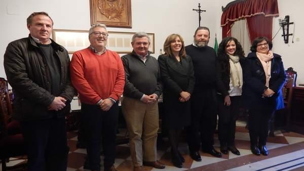 Romero (centro), entre Ruiz y Sánchez Villaverde
