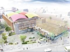 Carmena recuperará el polideportivo de La Latina y construirá una nueva plaza