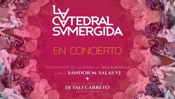 Nuevo disco de La Catedral Sumergida.