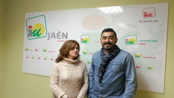 Juana Peragón y Francisco Javier Damas.