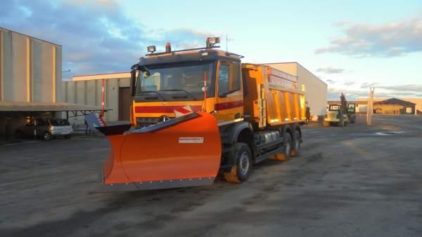 Nuevo camión quitanieves