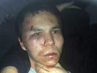Terrorista detenido en Estambul