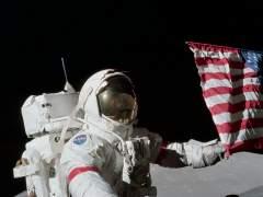 Muere Gene Cernan, el último hombre que pisó la Luna