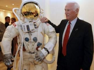 Gene Cernan, el último que pisó la luna