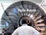 Rolls Royce también es fabricante también de motores para el sector de la marina y la aviación
