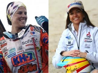 Laia Sanz y Cristina Gutiérrez