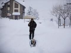 Treinta provincias en alerta por frío, nieve y viento
