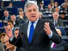 Antonio Tajani es el nuevo presidente del Parlamento Europeo